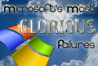 Największe wpadki Microsoftu