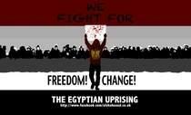"""Strona """"We are all Khaled Said"""" na Facebooku zachęca do protestów, które przerwać mogłyby jedynie wolne wybory. Tytuł odnosi się do postaci Khaleda Saida, 28-latka, który zmarł ciężko pobity przez egipską policję."""