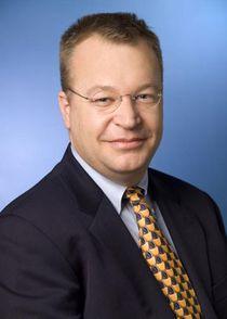 Prezes Nokii Stephen Elop