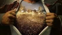 Egipt. Jeden z plakatów umieszczonych w serwisie społecznościowym Facebook.