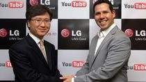 YouTube współpracuje z LG Electronics