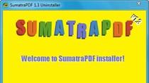 Sumatra PDF - mały, szybki i bezpłatny zamiennik Adobe Readera.
