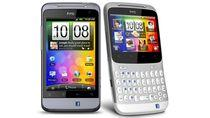 HTC Salsa i HTC ChaCha