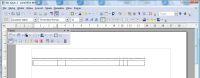 Writer – automatyczne formatowanie tabeli z ciągu znaków