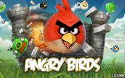 Angry Birds było jednym z hitów, który pomógł Apple zapanować nad rynkiem rozrywki mobilnej