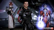 Mass Effect 2 na PS3 posiada tę samą oś fabularną, jak wersje na inne platformy
