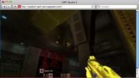 Jednym z najbardziej znanych przykładów wykorzystania HTML-a 5 jest przerobiona wersja Quake'a 2, działająca w przeglądarce internetowej. Film z tego eksperymentu znajdziesz w serwisie YouTube pod adresem go.pcworld.pl/5bf81.