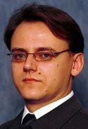 Michał Jarski, ekspert ds. bezpieczeństwa z firmy Internet Security Systems