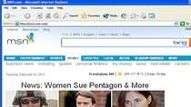 Internet Explorer 6 - interfejs użytkownika