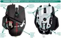 Budowa supermyszy (na przykładzie myszy o zmiennej geometrii Saitek Cyborg R.A.T. 7)