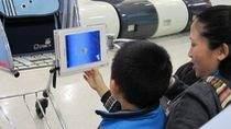 Pierwsza e-biblioteka dla pasażerów