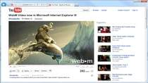 WebM dla Internet Explorera 9