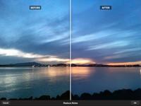 Funkcja redukcji szumów w dodatku Adobe Camera Pack
