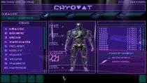 Syndicate Wars - ekran postaci
