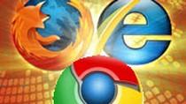 Wiosna przeglądarek - od początku marca na rynku pojawiły się już Chrome 10, Internet Explorer 9 i Firefox 4.