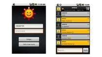 Aplikacja GG dla Androida