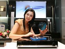 BD-P1000, jeden z wczesnych odtwarzaczy Blu-ray Samsunga