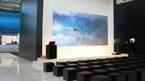 Microsoft Cinema - największy ekran dotykowy