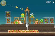 Angry Birds najpierw zawojowało iPhone'a, a teraz podbija świat Androida