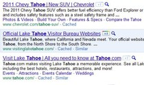 Google  +1: pierwsze testy