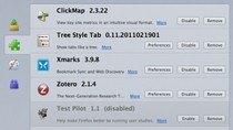 Firefox 4: menedżer dodatków
