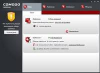 Comodo Antivirus jest bezpłatny, ale zawiera tylko podstawowe narzędzia zabezpieczające.