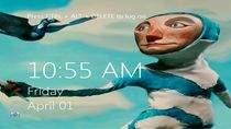 Ekran powitalny Windows 8