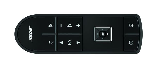 Pilot Bose Videowave