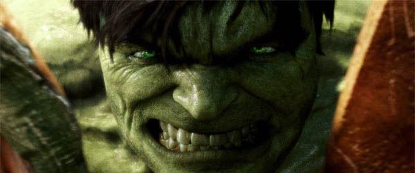 Inredible Hulk