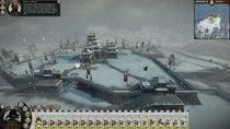 Zimowe oblężenie fortecy w Shogun 2