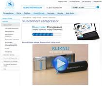 W zaoszczędzeniu cennego transferu pomaga kompresowanie danych przesyłanych za pośrednictwem łącza mobilnego. Nie u wszystkich operatorów taka usługa jest dostępna, ale np. w Erze masz możliwość kontrolowania co i jak ma być kompresowane, korzystając z narzędzia Blueconnect Compressor.