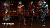 A może by tak zmiana ubrań w Mass Effect 2?