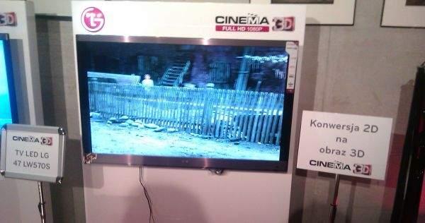 Sami Swoi - konwersja na LG Cinema 3D