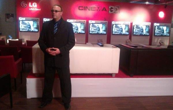 LG stawia na Cinema 3D - relacja