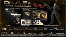 Edycja Kolekcjonerska Deus Ex: Human Revolution