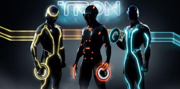 Tron Blu-ray 3D