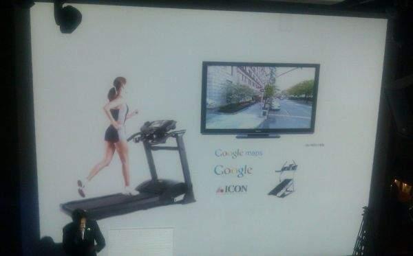 Fitness na TV