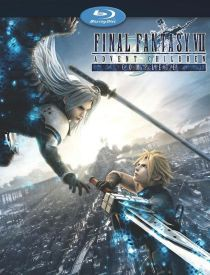 Okładka wydnia Blu-ray filmu Final Fantasy VII: Advent Children z 2005 roku