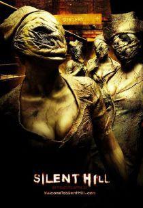 Plakat filmu Silent Hill z 2006 roku