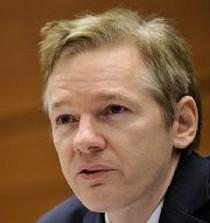 Julian Assange, twórca serwisu WikiLeaks.