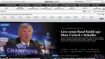 Oficjalna strona UEFA