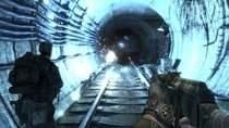 Zrzut ekranu z gry Metro 2033.