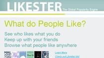 """Likester, nowy sposób na facebookowe """"Lubię to!""""."""