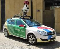 Na polskie ulicei drogi wyjadą specjalnie oznakowane i wyposażone samochody Google...