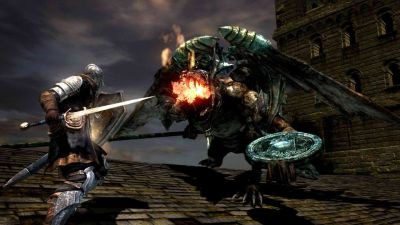 W Dark Souls graficzne dopracowanie zarówno naszego bahatera, jak i przeciwników, stać będzie na najwyższym poziomie