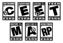 ESRB - znaczki