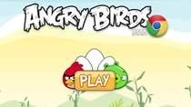 Angry Birds dla Google Chrome
