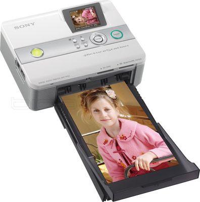 SONY PictureStation DPP-FP55