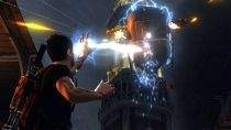Screen z gry inFamous 2