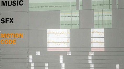 Motion Code D-Box